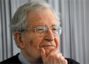 Noam Chomsky on VA Shiva Ayyadurai's Invention of Email